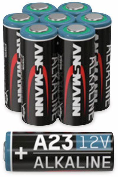 8er Set 12V Alkaline-Batterie ANSMANN A23 / LR23 - Produktbild 5