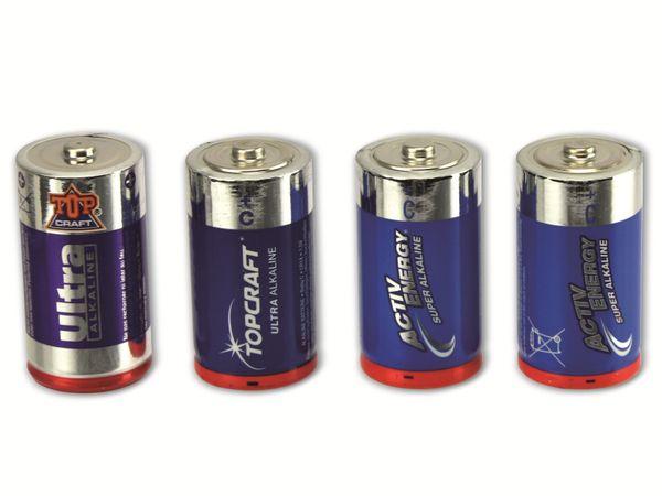 Alkaline-Batterieset, Baby, 4 Stück