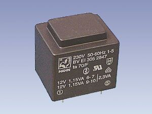 Printtransformator HAHN BVEI3052847