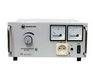 Trenn-Stelltransformator STATRON 5315.4