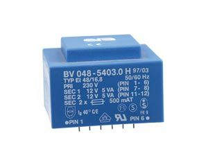 Printtrafo BV048-5403.0