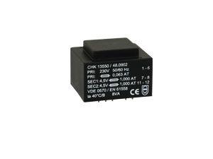 Printtrafo CHK 13550 - Produktbild 1