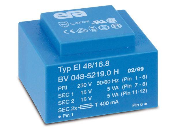 Printtrafo ERA EI48/16,8 (BV048-5219.0) - Produktbild 1