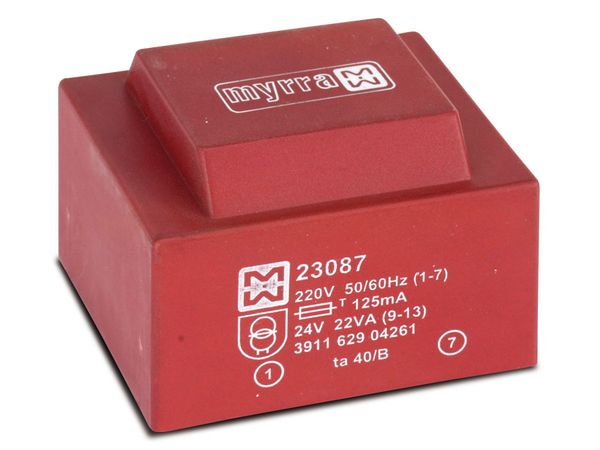 Printtrafo MYRRA 23087 - Produktbild 1