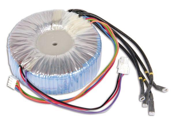 Ringkern-Transformator SEDLBAUER RTO 861593, 446 VA
