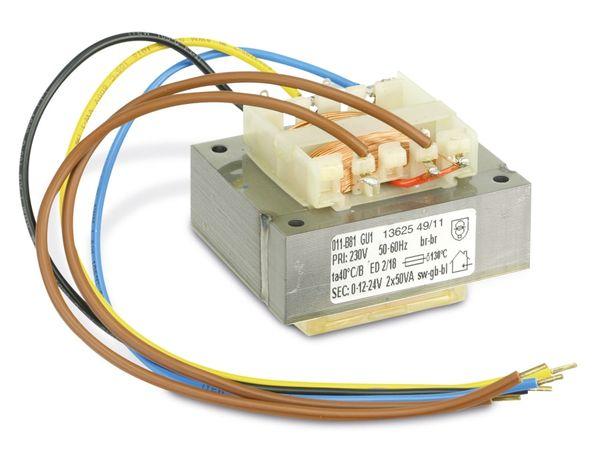 Netztrafo 011-B81 - Produktbild 1