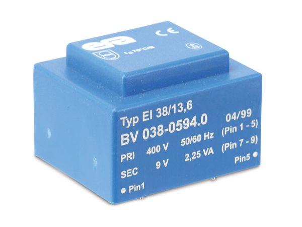 Printtrafo ERA EI38/13,6 (BV 038-0594.0)