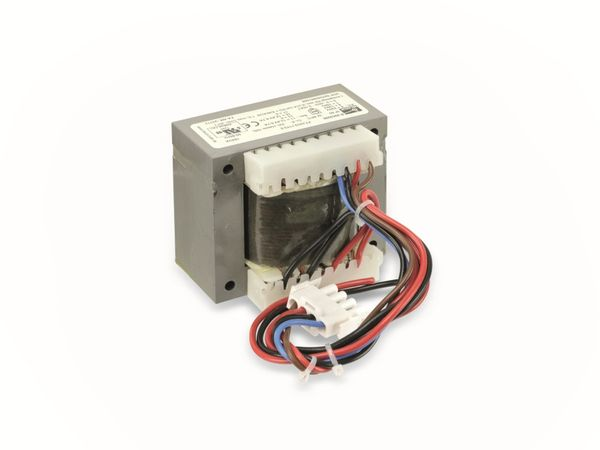 Netztransformator BLOCK B9902098, 2x 12,4 V~/6,7 A - Produktbild 1