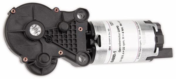 Gleichstrom-Getriebemotor GMPD/404980-1, 12 V-