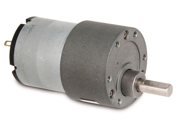 Gleichstrom-Getriebemotor PGM-37DC12/77