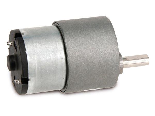 Gleichstrom-Getriebemotor PGM-37DC12/21 - Produktbild 2