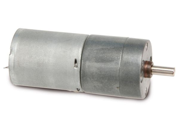 Gleichstrom-Getriebemotor PGM-25DC12/22 - Produktbild 1