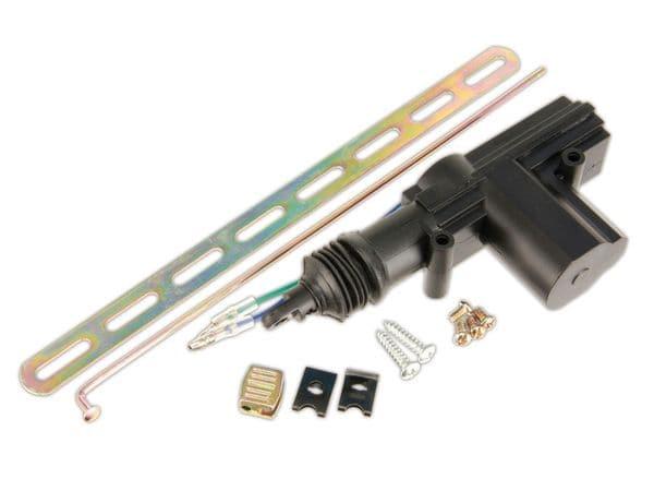 Stellmotor für Zentralverriegelung, 2-polig, 12 V-