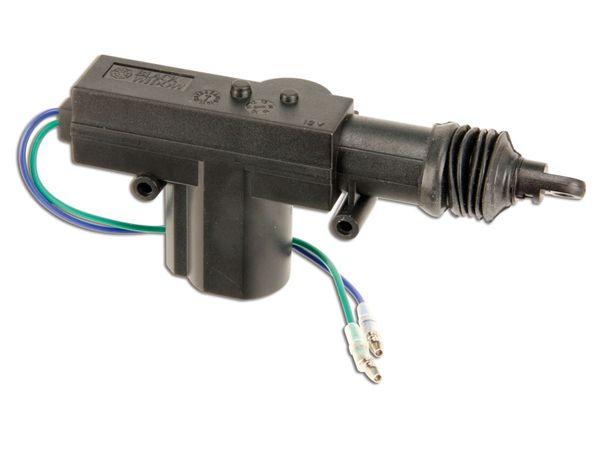 Stellmotor für Zentralverriegelung, 2-polig, 12 V- - Produktbild 2