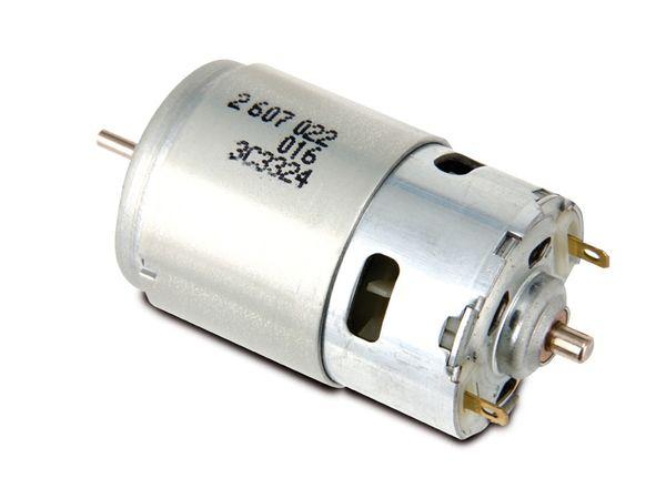 Hochleistungs-Gleichstrommotor JOHNSON HC783LG/ES