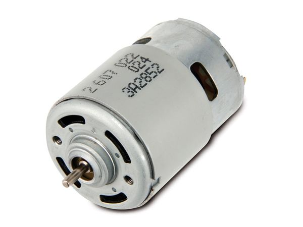 Hochleistungs-Gleichstrommotor JOHNSON HC783G/FS - Produktbild 1