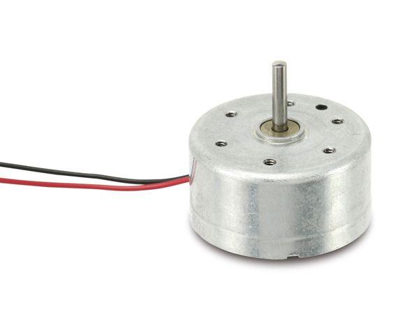 Gleichstrommotor, Solarmotor M2513R-11440