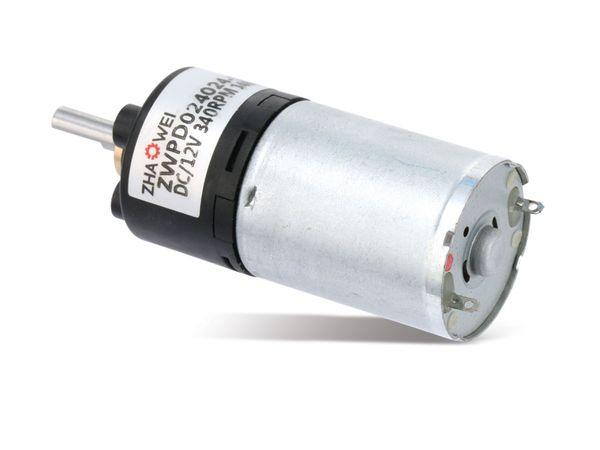 DC-Getriebemotor ZHAOWEI ZWPD024024-24-H, 12 V-, 210 U/min