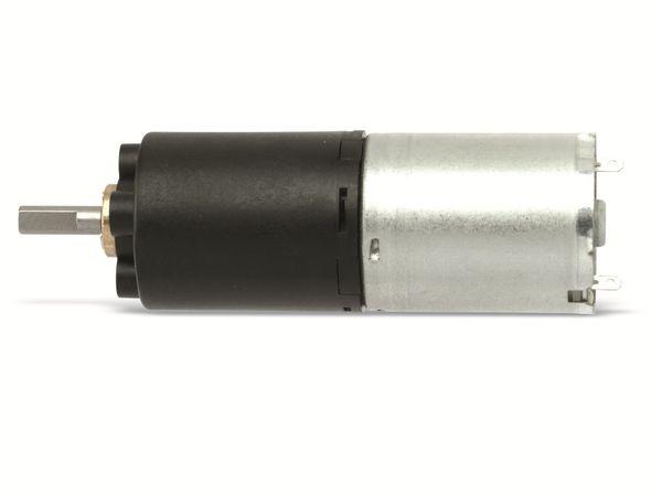 DC-Getriebemotor ZHAOWEI ZWPD024024-864-H, 12 V-, 6 U/min - Produktbild 3