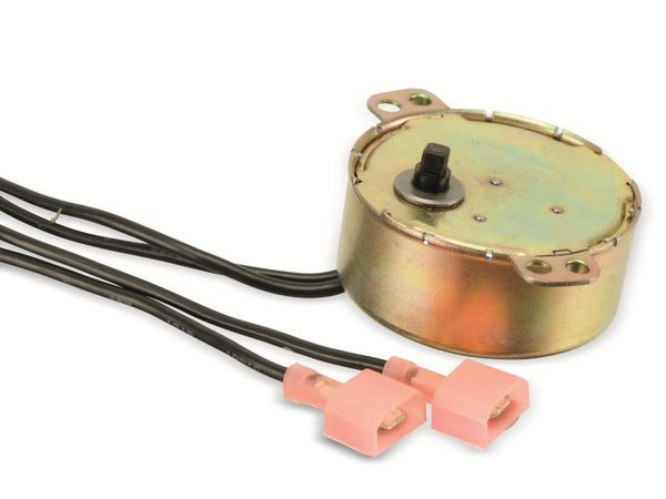 Synchron-Getriebemotor HTI HTSYG048C025-0001, 25 U/min - Produktbild 2