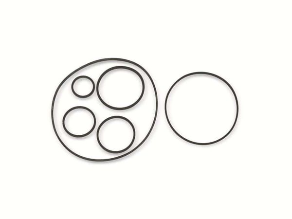 Vierkant-Antriebsriemen, 1 mm, Ø 45 mm, 70 mm