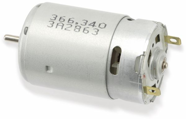Hochleistungs-Gleichstrommotor JOHNSON HC683LG - Produktbild 2