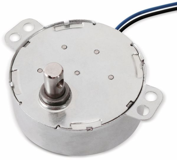Synchron-Getriebemotor TDY-230, 230 V~, 4 W, 8 U/min