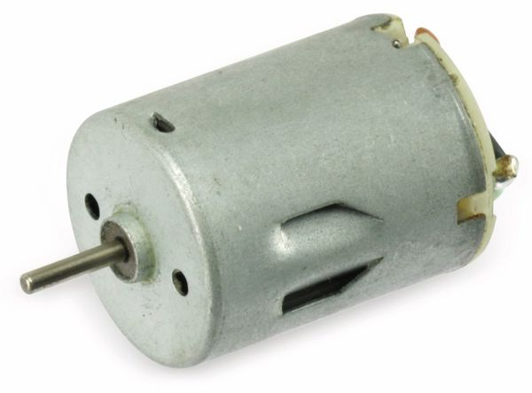 Gleichstrommotor, 24 mm, 1,5...4,5 V-