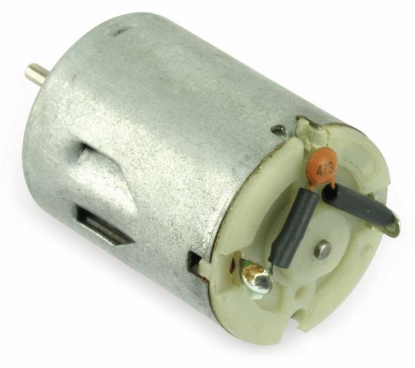 Gleichstrommotor, 24 mm, 1,5...4,5 V- - Produktbild 2