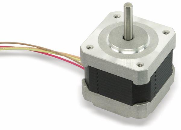 Schrittmotor NANOTEC ST4018M1404-A - Produktbild 2