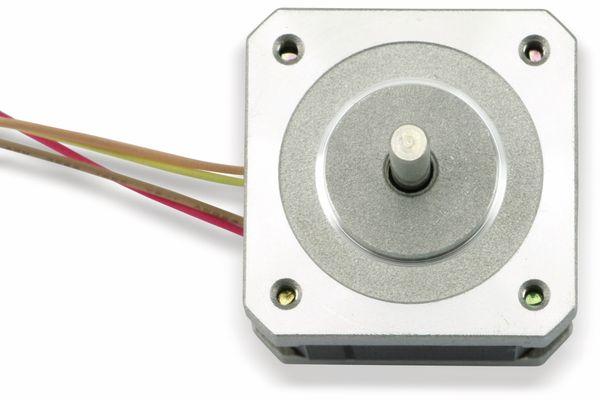 Schrittmotor NANOTEC ST4018M1404-A - Produktbild 3