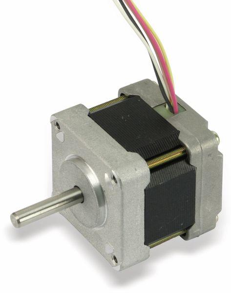 Schrittmotor NANOTEC SH4009M0806-A - Produktbild 1