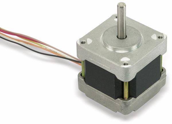 Schrittmotor NANOTEC SH4009M0806-A - Produktbild 2