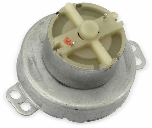 Gleichstrom-Getriebemotor TDY-12, 12 V-, 0,18 A, 5 U/min - Produktbild 5