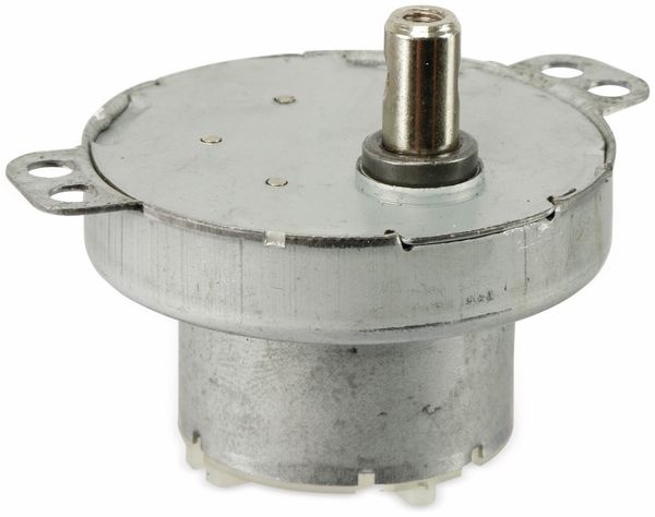 Gleichstrom-Getriebemotor TDY-12, 12 V-, 0,18 A, 1 U/min