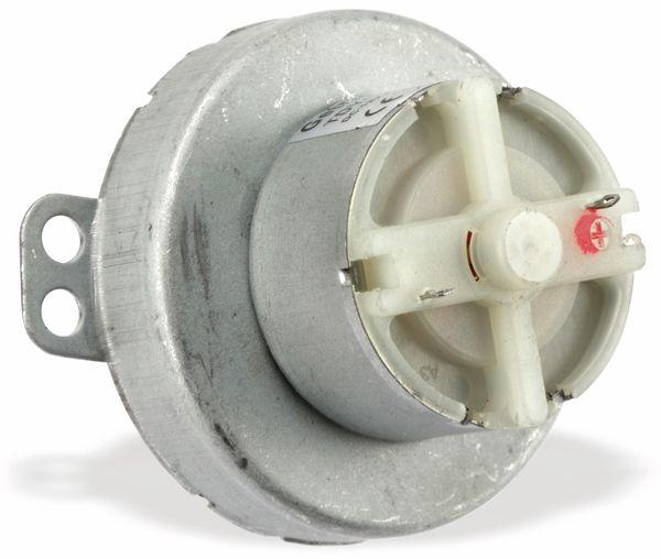 Gleichstrom-Getriebemotor TDY-12, 12 V-, 0,18 A, 1 U/min - Produktbild 4