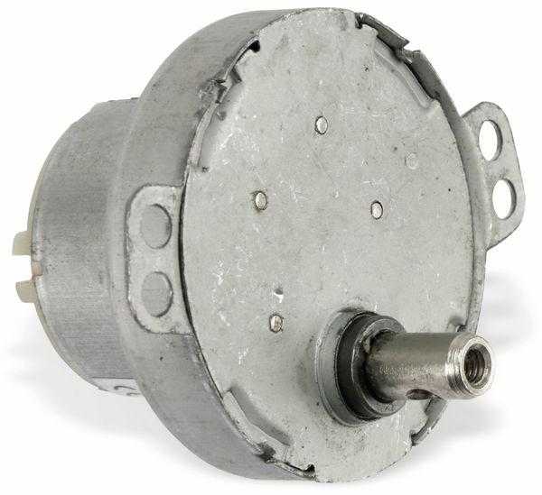 Gleichstrom-Getriebemotor TDY-12, 12 V-, 0,18 A, 60 U/min - Produktbild 1
