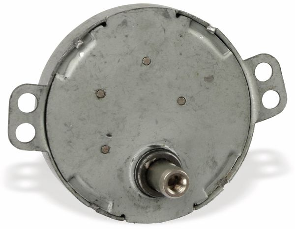 Gleichstrom-Getriebemotor TDY-12, 12 V-, 0,18 A, 60 U/min - Produktbild 2
