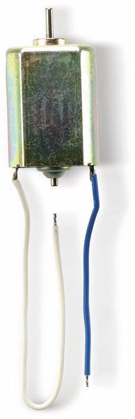 Gleichstrommotor, Universal, 0,5..7,2 Volt