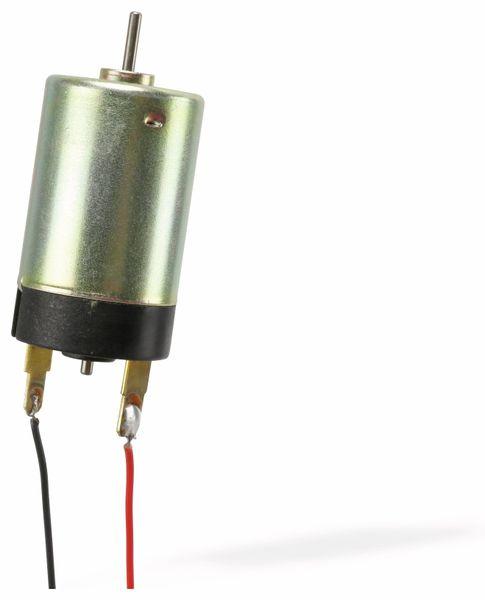 Gleichstrommotor, Universal, 1,5..18 Volt