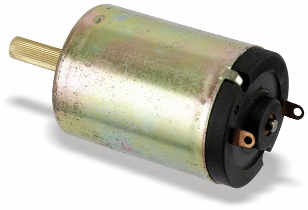 Gleichstrommotor, Universal, 6..18 Volt - Produktbild 1