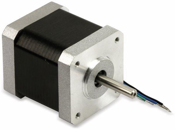 Schrittmotor ACT 17HS5425 1,8°, 2 Phasen, 3,1 V