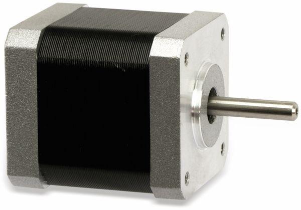Schrittmotor ACT 17HS5425 1,8°, 2 Phasen, 3,1 V - Produktbild 2