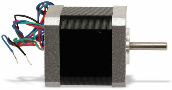 Schrittmotor ACT 17HS5425 1,8°, 2 Phasen, 3,1 V - Produktbild 3