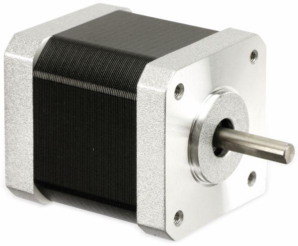 Schrittmotor ACT 17HS5425L20P1-X2 1,8°, 2 Phasen, 3,1 V