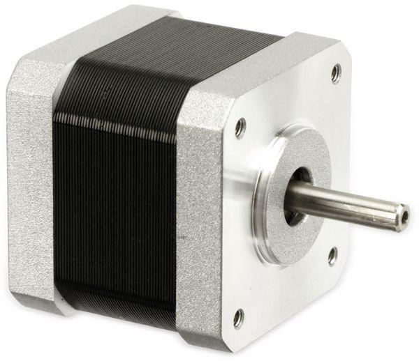 Schrittmotor ACT 17HS4417L20P1-X2 1,8°, 2 Phasen, 2,55 V