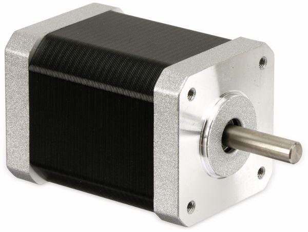 Schrittmotor ACT 17HS6416D6L22P5.5-12 1,8°, 2 Phasen, 3,52 V