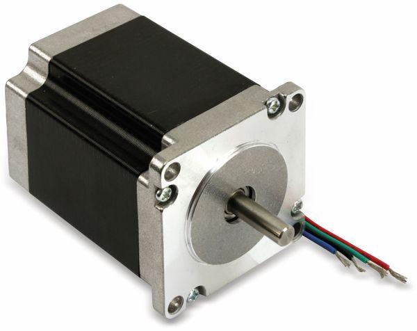 Schrittmotor ACT 23HS8442 1,8°, 2 Phasen, 2,52 V