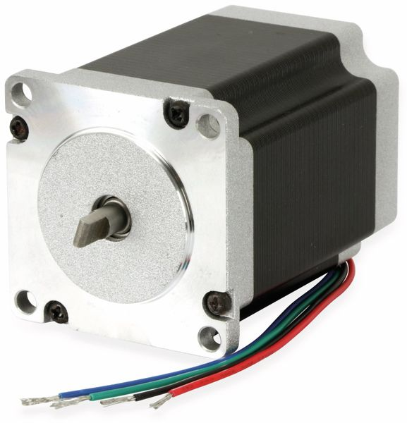 Schrittmotor, Sy57STH76-2804A, 2,5 V/2,8 A, 1,8°