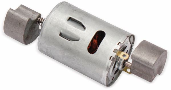 Vibrationsmotor 12 V-, 36x100 mm